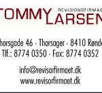 Revisor Tommy Larsen